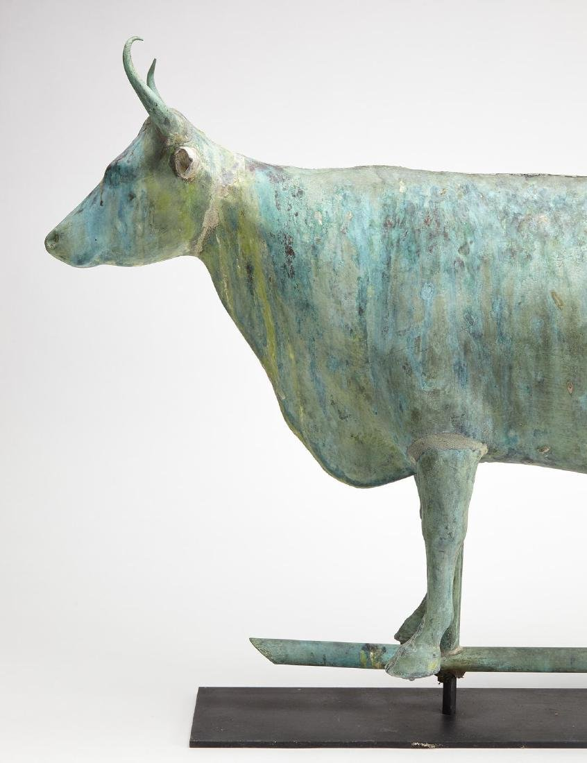 Large Harris Cow Weathervane - 2