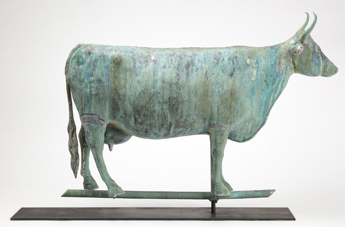 Large Harris Cow Weathervane - 6