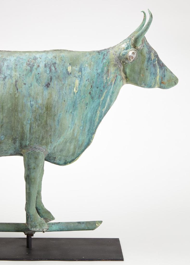 Large Harris Cow Weathervane - 7