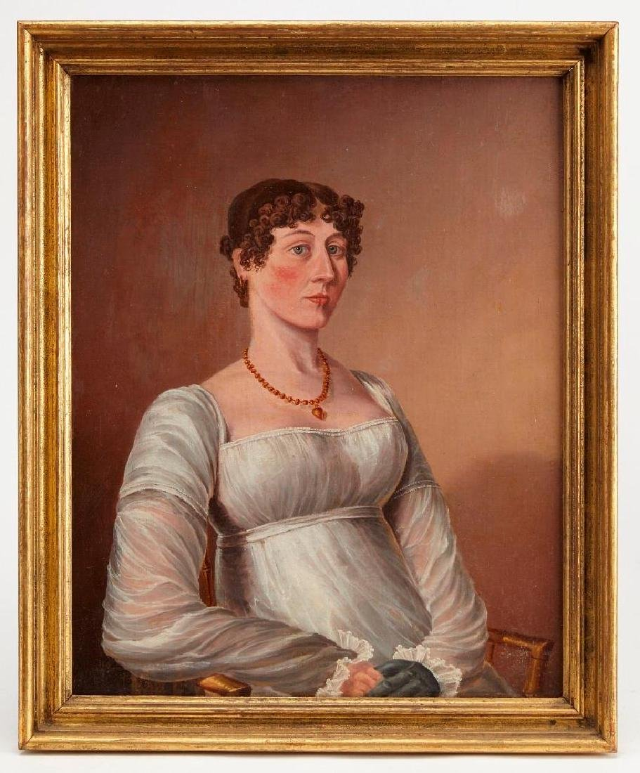 Early Portrait of a Lady
