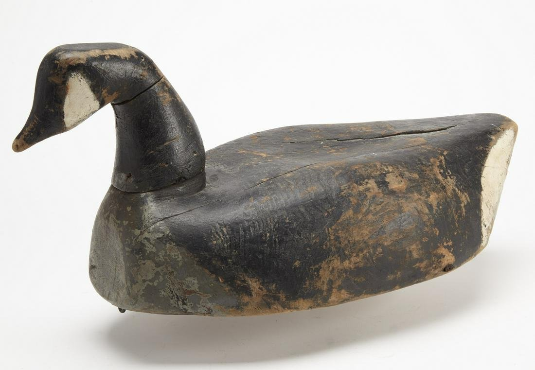 Large Early Goose Decoy