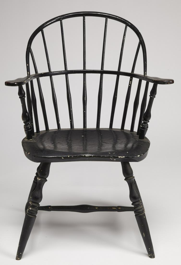 New York Windsor Arm Chair