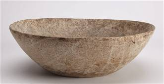 Early American Burl Bowl