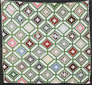 Good Early American Friendship Quilt