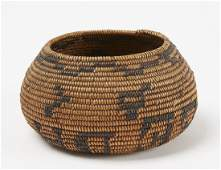 Early Native American Basket