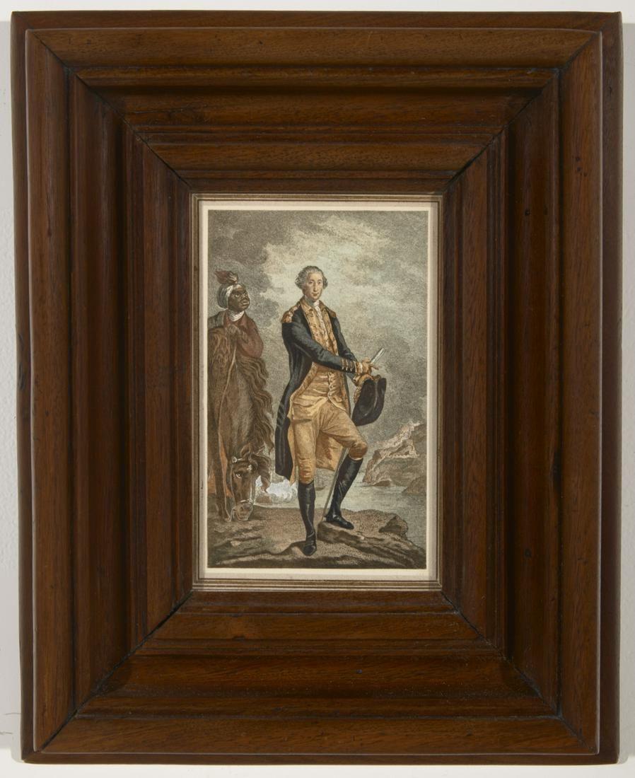 3 George Washington Contemporary Prints