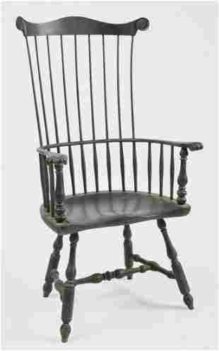 Reproduction Windsor Arm Chair