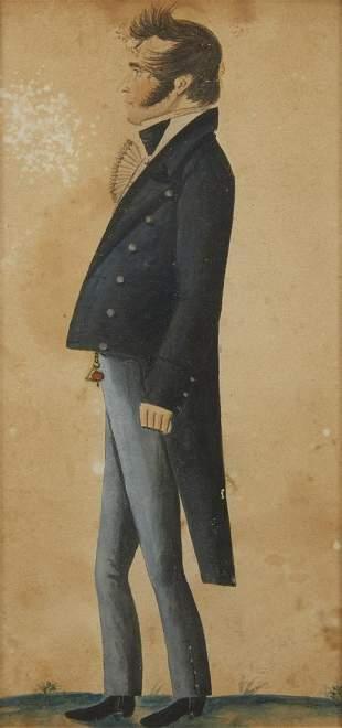 Jacob Maentel - Portrait of Mr. Horner