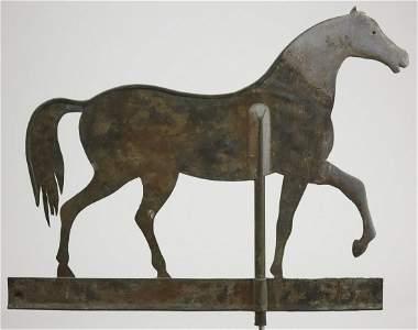 Horse Weathervane by Tuckerman