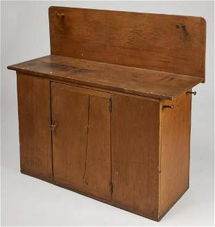 Small Shaker Cabinet