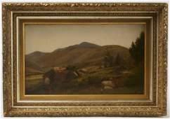 Wiliam Hart  Landscape