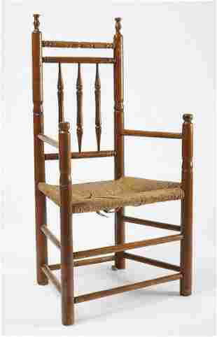 Early New England Arm Chair