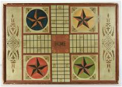 Parcheesi-Checkers Gameboard
