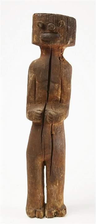 Large Primitive Kachina Doll
