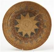 California Native American Basket