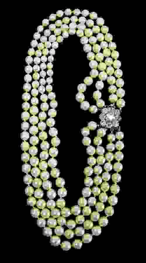 Diamond Necklaces & Pendants