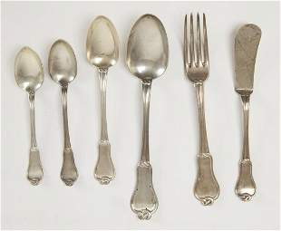 Lincoln and Reed Sterling Flatware