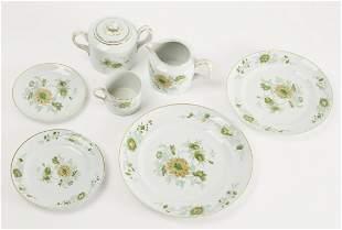 Vista Alegre Porcelain Dinner Service-40 Pieces