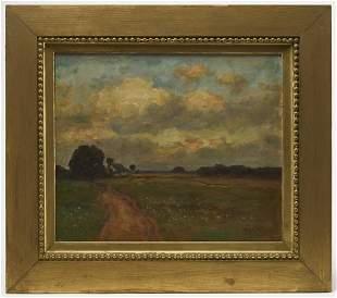 Max Weyl 1897 - Landscape
