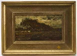 Max Weyl - Landscape