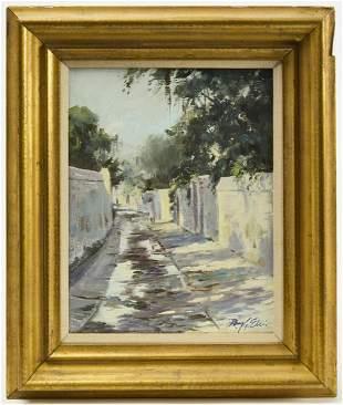 Ray G Ellis Charlestown Alley