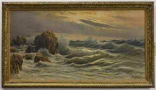 Michele Federico - Seascape