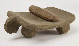 Pre- Columbian Stone Grinder