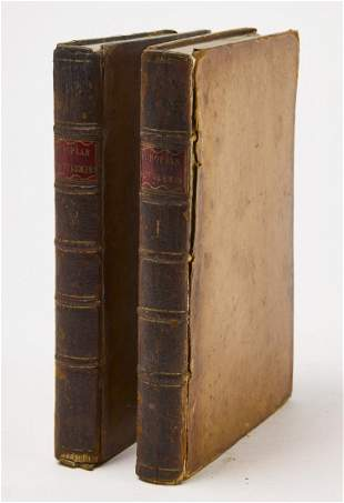 European Settlements in America - Vol 1-2 1770
