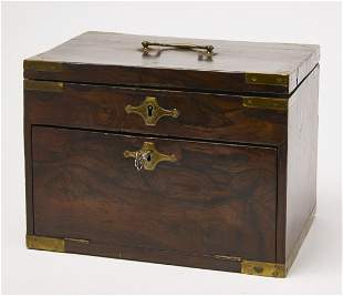 Doctors Chest with Fitted Interior
