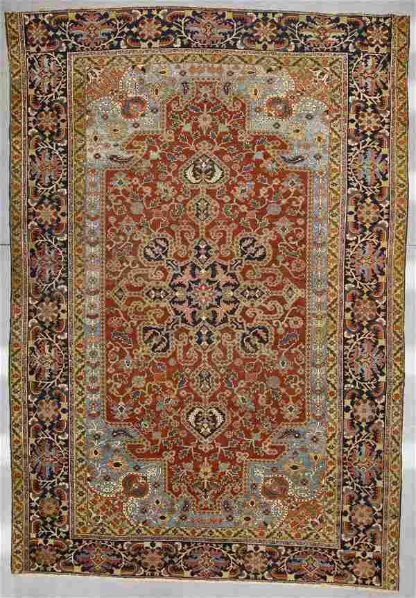 Room Size Heriz Carpet