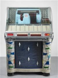 Vintage Seeburg 100 JukeBox
