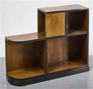 Small Art Deco Bookcase