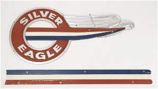 1962 Continental Silver Eagle Sign