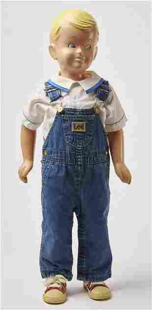 Lee Child Store Display Mannequin