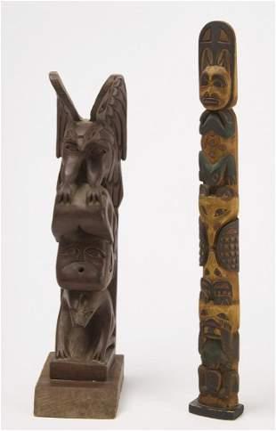 Northwest Totem - Native Lot