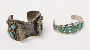 Old Navajo Cuff Bracelet & Watch Cuff
