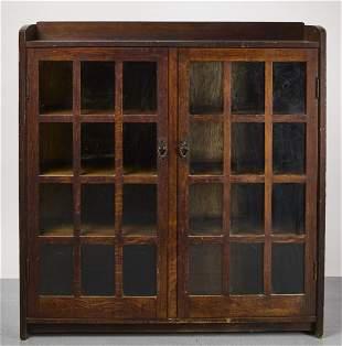 Gustave Stickley Bookcase