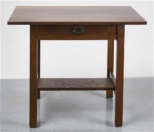 Gustav Stickley #652 Library Table