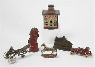 Antique Toy Lot