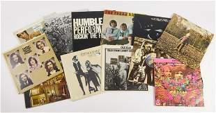 Vintage Rock n Roll Album Collection