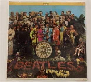 Beatles Sgt Peppers Album - 1967 unused