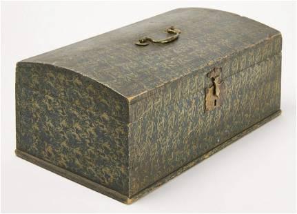 Sponge Decorated Box
