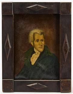 Early Andrew Jackson Portrait