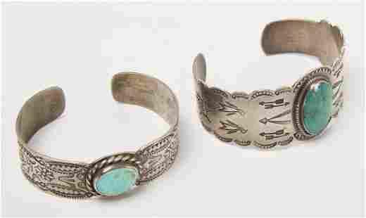2 Native American Bracelets