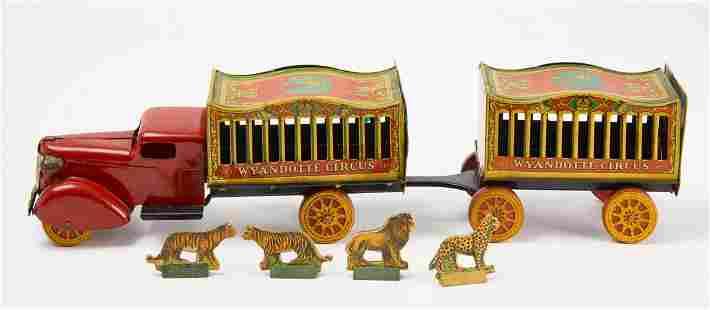 Circus Truck