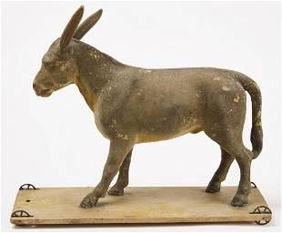 Donkey Pull Toy