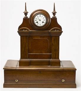 French Music Box Clock