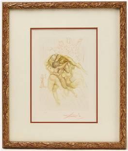 Salvadore Dali Print