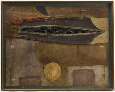 Horst Egon Kalinowski - collage 1965