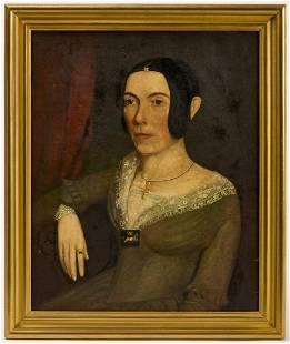 George Henry Hall Portrait